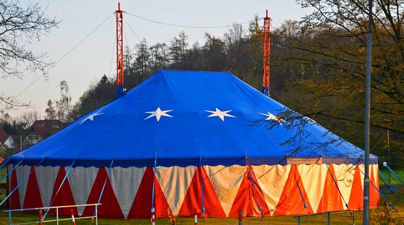 Zirkuswoche in den Pfingstferien 2021